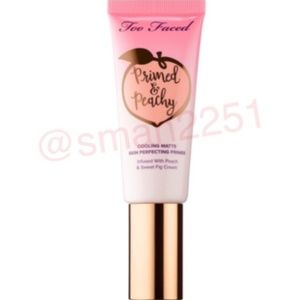 3️⃣ for 25💖Too Faced Primed+Peachy Cooling Primer